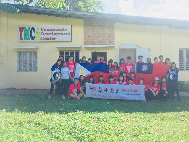 San Pablo YMCA hosted 4th Taichung YMCA International Camp, from 25th January to 2nd February 2018