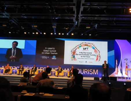 UNWTO 7th Global Summit on Urban Tourism & 3rd Seoul International Fair and Sustainable Tourism Conference