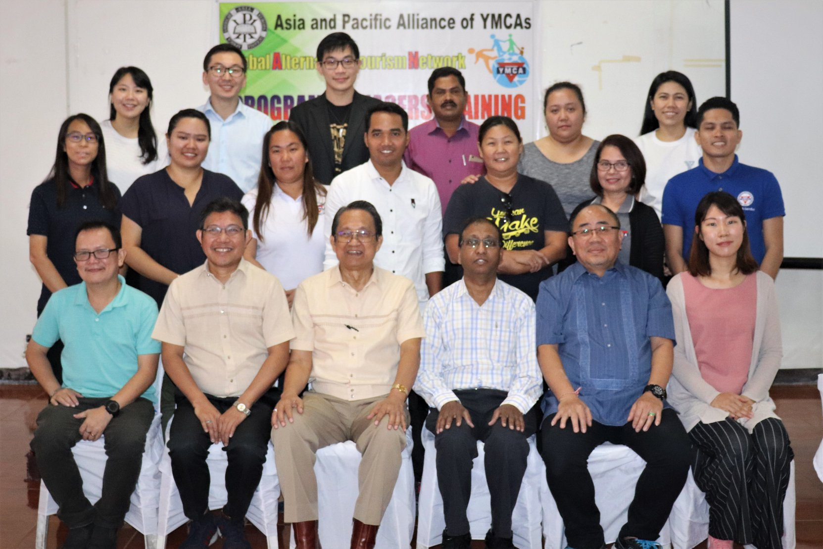 GATN Managers meet in Pangasinan 2019